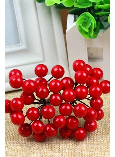 Funbou Mini Telli Berry, Kırmızı / 20 Adet Kırmızı